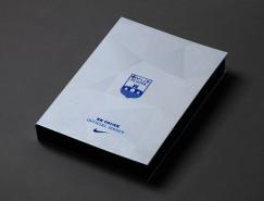 克罗地亚nk osijek足球俱乐部球衣包装设计