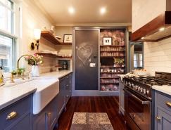50個漂亮的二字型廚房裝修