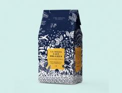 La Selva Café咖啡包装设计