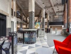 在线打印公司Photobox伦敦总部办公空间设计