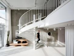 童话般的感觉:GIR家具展示厅设计