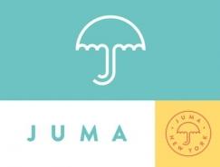 標誌設計元素應用實例:雨傘