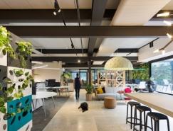rfa Architects建筑公司悉尼办公室设计