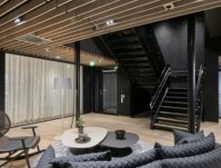 挪威律师事务所Sands办公空间设计
