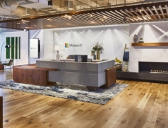 微软亚特兰大新办公室设计