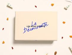 Les Bons Vivants移動奶酪店品牌形象設計