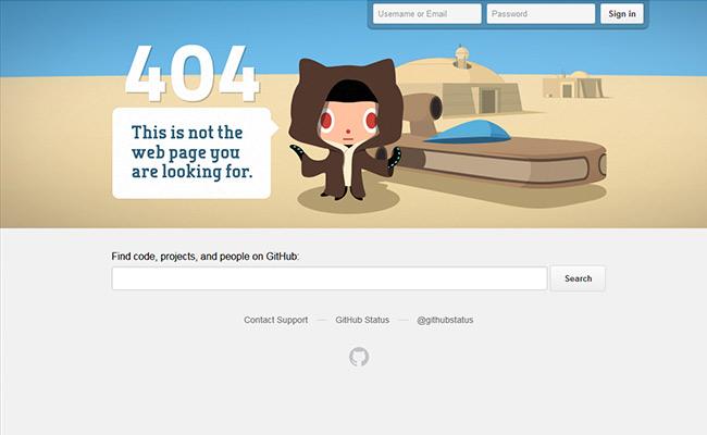 40个视差滚动效果网站设计