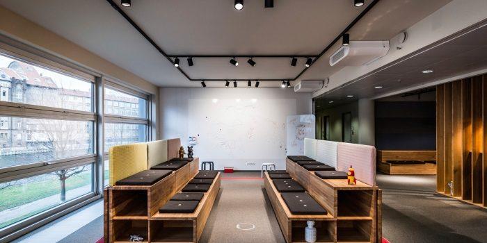 德国大众CARMEQ现代风格办公室设计