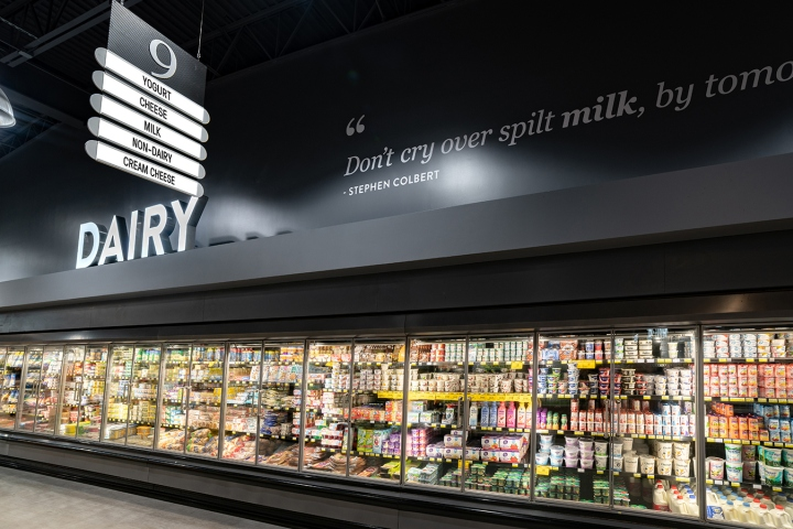 多伦多HURLEY超市设计