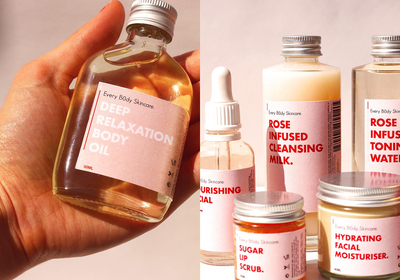 Every Body Skincare护肤品包装设计