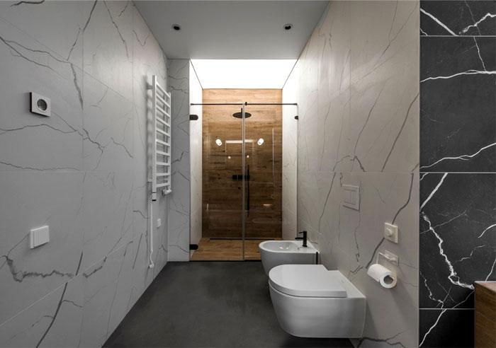 立陶宛动感现代的舒适住宅设计