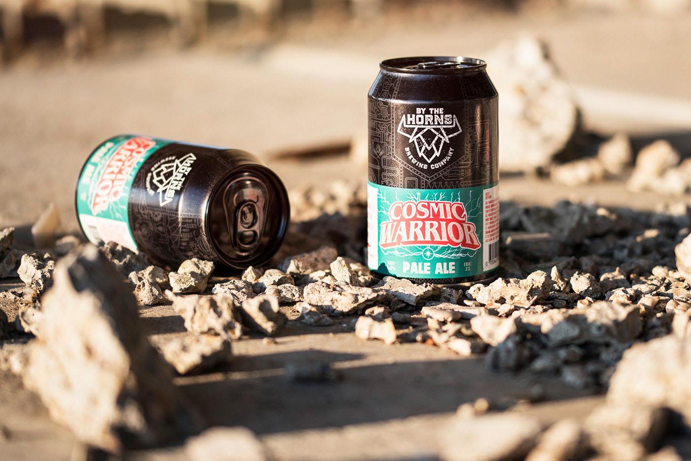 Horns啤酒包装设计欣赏