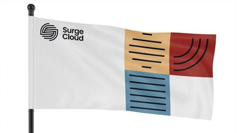 Surge Cloud品牌设计欣赏
