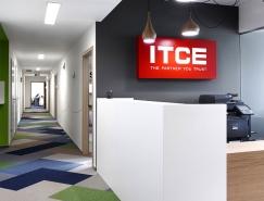 ITCE培训中心室内空间设计
