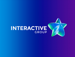 巴基斯坦IT集成商interactive group视觉识别设计
