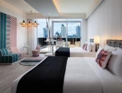 巴拿马W酒店设计