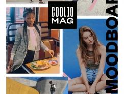 Coolio Mag杂志品牌视觉设计