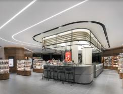 Olive Market速食食品餐厅空间设计