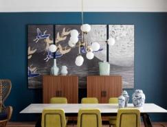 米兰150平米公寓翻新现代风格设计