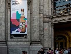 2018巴塞罗那爵士音乐节视觉形象设计