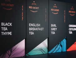 Red Jacket茶品牌包装澳门金沙网址