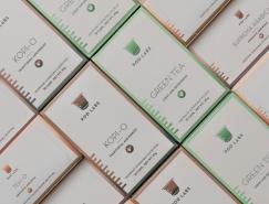 Pod Labs胶囊饮料包装设计