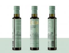 Metaklinika南瓜籽油包装设计