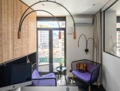 乌克兰两间小公寓合并改造澳门金沙网址