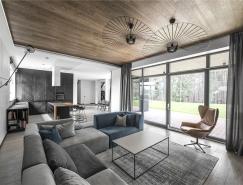 立陶宛动感现代的舒适住宅澳门金沙网址