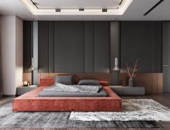 51个现代时尚卧室装修设计