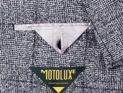 服饰品牌Motoluxe视觉形象设计