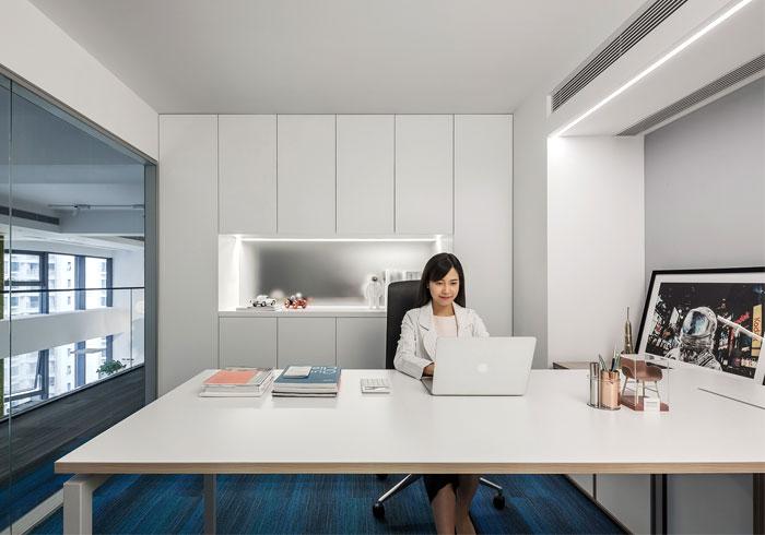 CROYO开放式办公空间设计