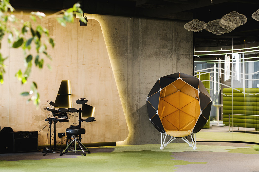 一张椅子:不受打扰的私人空间