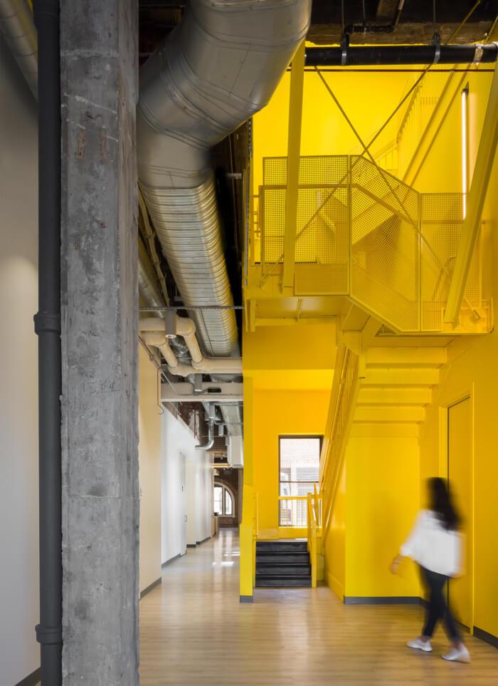 旧金山贷款公司LENDINGHOME总部办公室设计