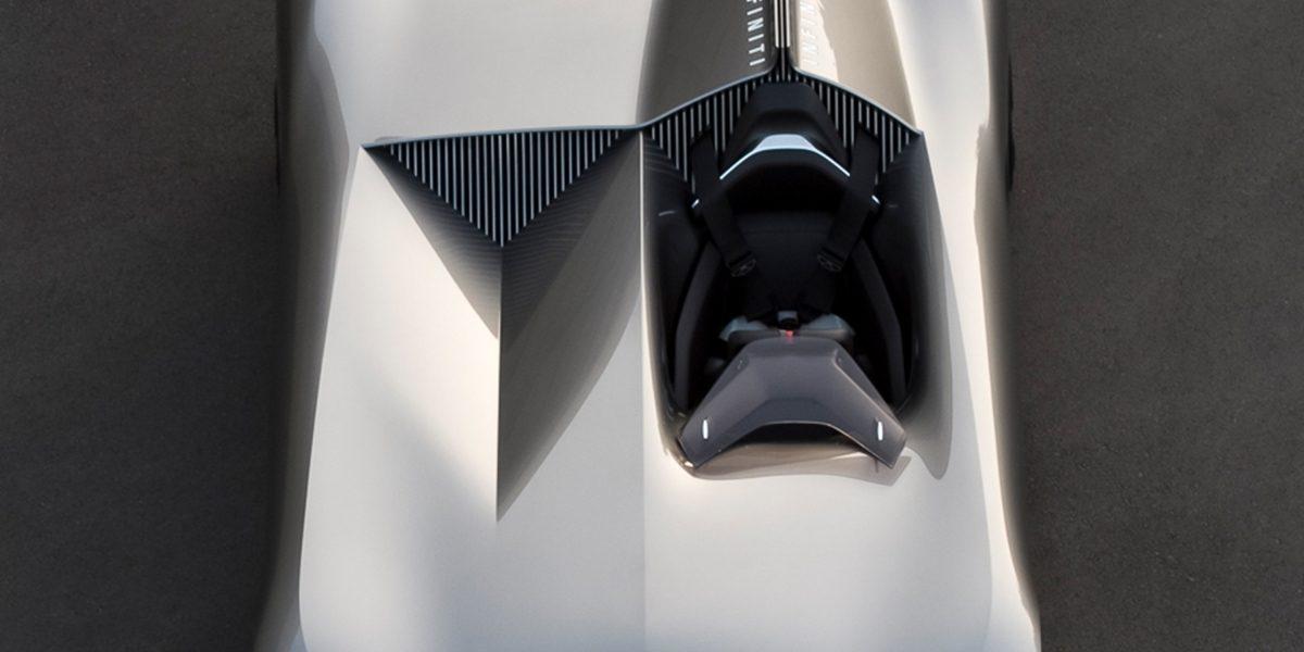 英菲尼迪Prototype 10概念车设计