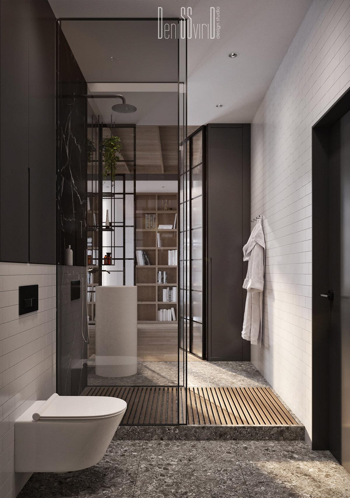 时尚简约家装设计_3个工业风格Loft装修设计(2) - 设计之家