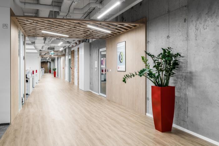 软件公司INFOR混搭风办公室设计