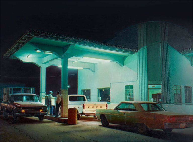 Robert Gniewek照片级的逼真绘画作品欣赏