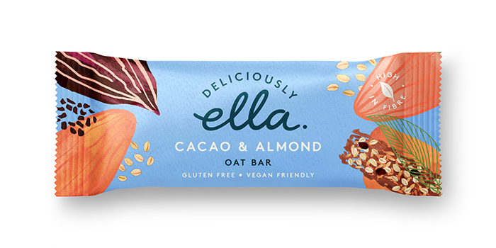 Deliciously Ella食品包装设计