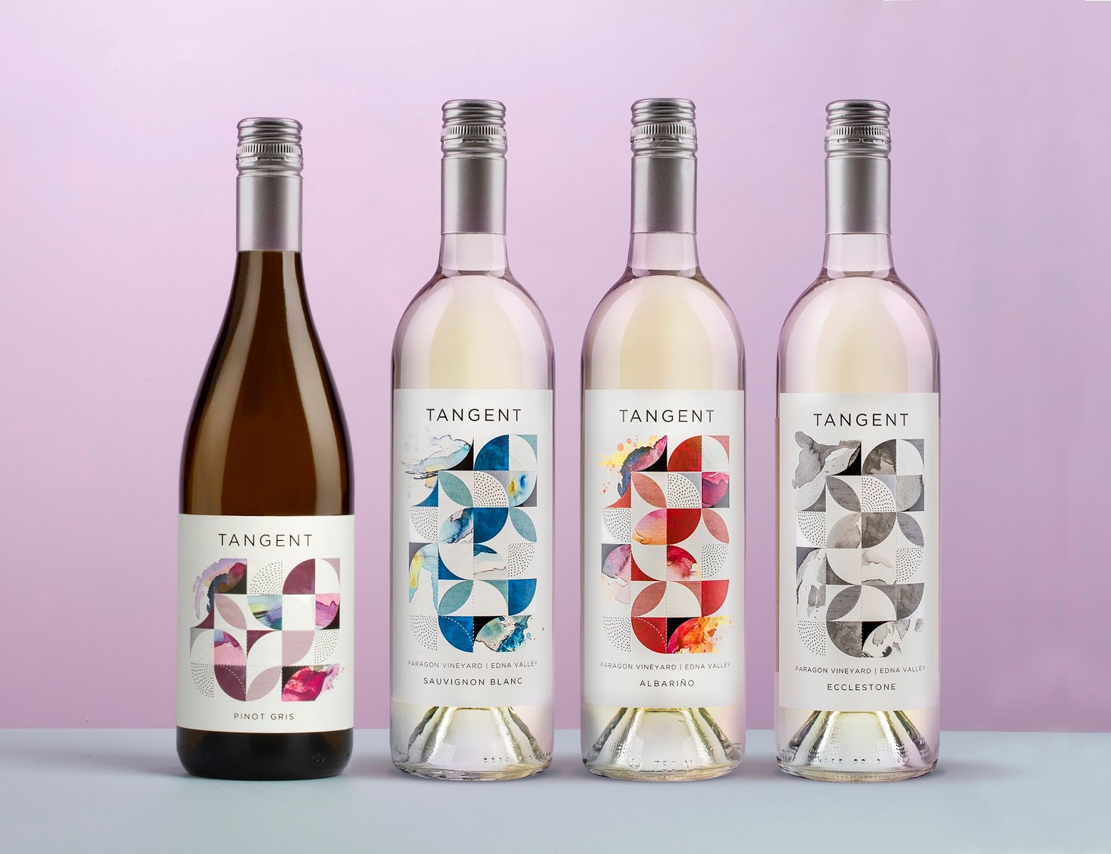 Tangent葡萄酒包装设计