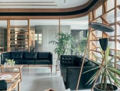 印度室内设计事务所Neogenesis + Studi0261办公空间