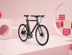 电动自行车Cowboy品牌视觉设计