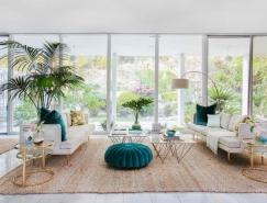 51个现代魅力的起居室澳门金沙网址