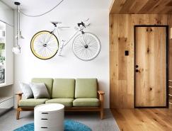 巧妙空间利用的小型公寓设计