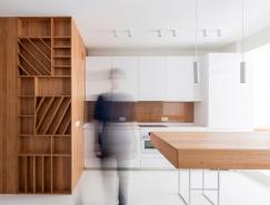 莫斯科極簡主義風格小公寓設計