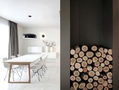 立陶宛纯净的极简风格住宅设计