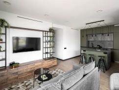 时尚都市风格的现代公寓澳门金沙网址