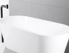 極簡又奢華的ESSENCE水龍頭設計