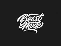 Max Bris精美的艺术字体设计