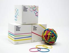Rubberband皮筋包装概念皇冠新2网